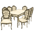 SETS (TABLE + CHAIRS)